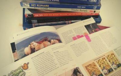 Paardenwelzijn uit een boekje?